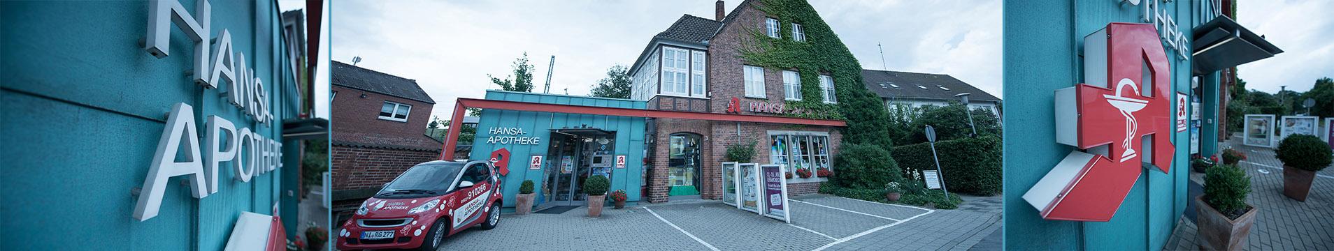 Hansa-Apotheke Nienburg