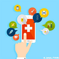 Gesundheits-Apps:  Was können sie – und was nicht?