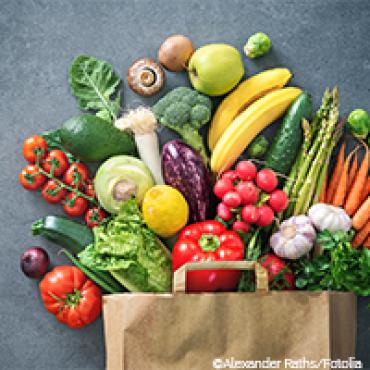 Wer A sagt, muss auch stop sagen: Zuviel Vitamin A kann schaden