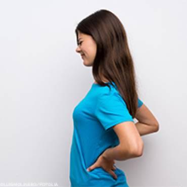 Meistens harmlos, immer lästig:  Volkskrankheit Rückenschmerzen