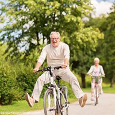 Guter Rat: Fahr Rad! Warum Radfahren super-gesund ist