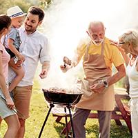 Heiß wie der Sommer: So grillen Sie gesund!