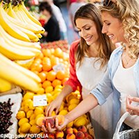 Wie man sie bettet, so halten sie: Früchte richtig lagern