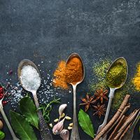 Gesundheit mit Geschmack: 10 gesunde Gewürze und ihre Wirkung