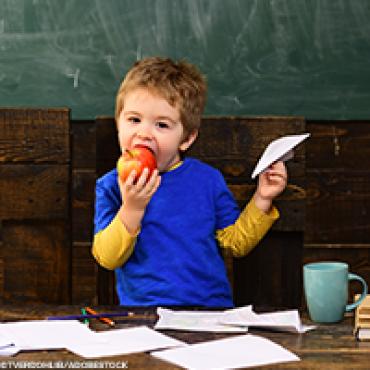 Perfekte Pausensnacks: Gesunder Start in die Schule!