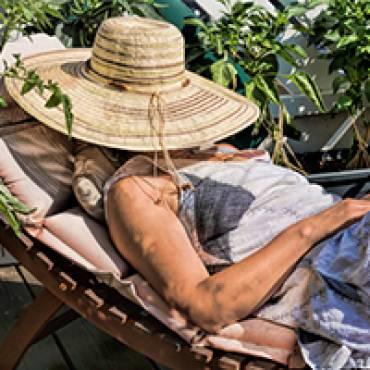 Allein sein kann fein sein: Tipps gegen den Stuben-Koller