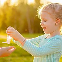 Virenschutz und Handhygiene