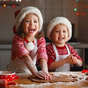 Weniger süß durch die Weihnachtszeit: Zuckeralarm!