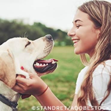 Gut für Körper und Seele: So gesund ist ein Hund!