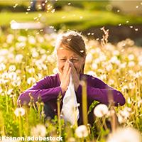 Wenn sich die Pollen tollen: Hilfreiche Heuschnupfen-Tipps